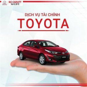 Giới thiệu dịch vụ tài chính Toyota
